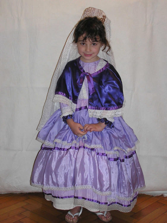 Contemporáneo Vestidos De Dama Infantiles Cresta - Vestido de Novia ...