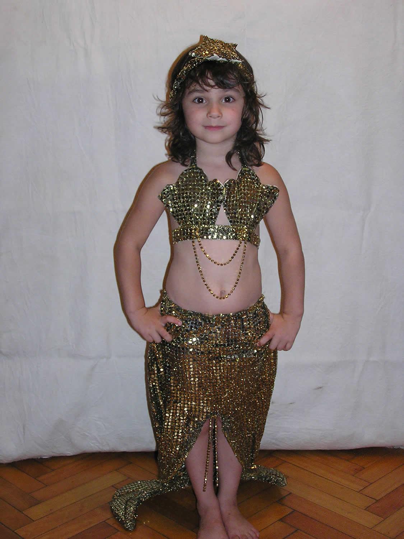 Vestido De La Sirenita
